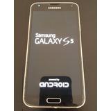 Samsung Galaxy S5 Grande Usado En Perfecto Estado Liberado