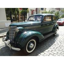 Chevrolet Master Sedan 2 Puertas 1938 Gpdevoto