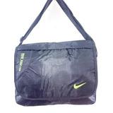 Bolso Cruzado Bandolero Nike adidas Lona Impermeable