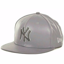 New York Yankees New Era Fauxe Snapback 9fifty Talla S-m Mlb