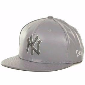 New York Yankees New Era Fauxe Snapback 9fifty Talla S-m Mlb