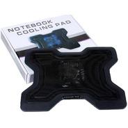 Suporte Base Notebook - Com Cooler E Hub Usb Em Aluminio