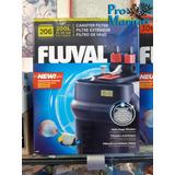 Filtro De Canasta Fluval 206 Para Acuarios Hasta 200 Litros