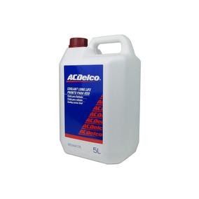 Aditivo De Radiador Diluído Pronto Para Uso Acdelco 5l