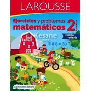 Ejercicios Y Problemas Matematicos Libro 2o Primaria Segundo