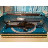 Helicoptero Ah-64 Apache Escala 1/55