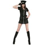 Disfraz Original De Policia Para Mujer