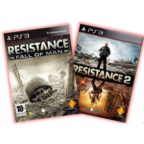 Resistance 1 Y 2 Ps3 Combo Pack Español