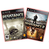 Resistance 1 Y 2 Ps3 Combo Pack Español
