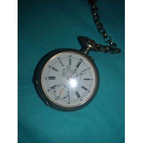 Relógio De Bolso - Ancre 15 Rubis