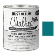 Chalked Rust-oleum - Cores Suvinil - Vintage 857ml