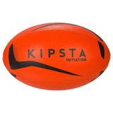 Balón De Rugby R100 Talla 4 Naranja