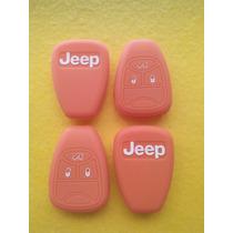 Funda De Silicon Para Llave Control Remoto Jeep Envio Gratis