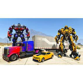 Transformers Bumblebee, Optimus Prime