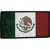 Parche De Caucho Bandera De México Colores