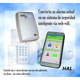 Controlador-comunicador Automonitoreable Alarma Via Web Wifi