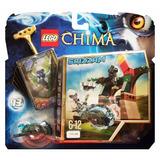 Lego Chima Gorila Legend Beast 70125 Educando