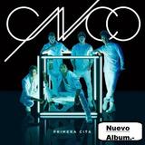 Cd Cnco - Primera Cita - Reggaeton Lento - Originales-envios