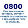 Chamadas 0800 - Empresas, Provedores, Sac, Pré E Pós Pago
