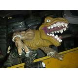 Street Sharks Extreme Dinosaurs Figura Con Detalle