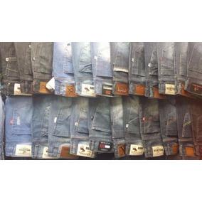 Roupa Atacado 5 Calças Jeans Masc 5 Regatas Fem. 10 Camiseta