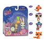 Littlest Pet Shop Original Hasbro Figura + Accesorios Oferta