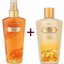 Kit Creme + Body Splash Victoria Secrets + 3 Nanovim A