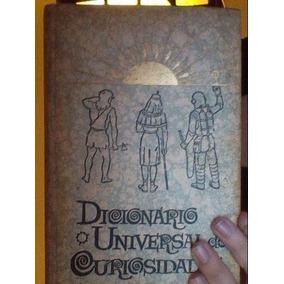 Livro Dicionário Universal De Curiosidades Da Costa E Silva