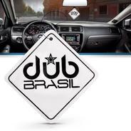 Cheirinho Automotivo Aromatizante Dub Brasil
