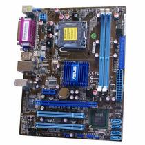Kit Placa Mae Asus P5g41t-m Lx2/br + Core 2 8400 3.0