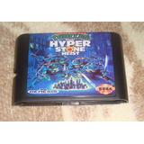 Teenage Mutant Ninja Turtles Hyperstone Re-pro Sega Genesis