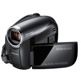 Camera Filmadora Samsung Digital Dvd Sc-dx 200 Zoom 34x Hdmi