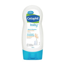 Cetaphil Baby Sabonete Body Wash & Shampoo Bebê 230ml