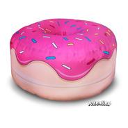 Puff Dona Donut Simpson Regalo Original Deco Infantil Niño
