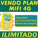 Mifi Bitel Plan Antiguo Internet Ilimitado 4g Chip 2 Mb