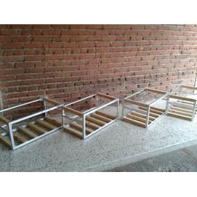 Estructura De Aluminio Para Rig De Hasta 8 Gpu