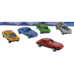 Mini Carrinhos Sortidos De Plásticos Para Coleção (promoção)