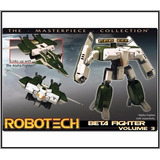 Toynami Robotech Masterpiece Lunk Vfb-9i New Generation Beta