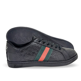 0f7220eeaafc6 Sapato Gucci Tenis Gucci Gucci Mulher Outros Modelos - Sapatos no Mercado  Livre Brasil