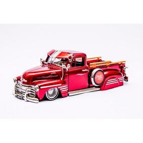 Chevy Street Low Jada 1:24 Vermelha