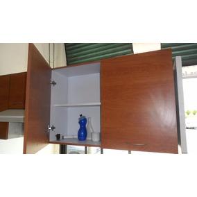 Alacena 2 Puertas Y Entrepaño Para Cocina Integral