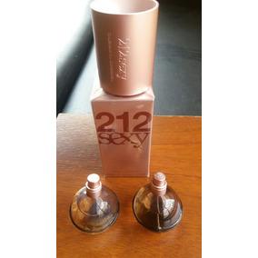 Perfume Sexy 212 Carolina Herrera Dama