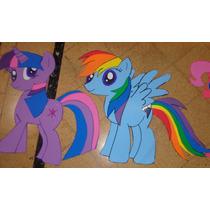 Mi Pequeño Pony En Goma Eva
