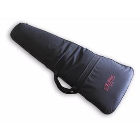 Capa Extra Luxo Cr Bag Para Violão