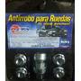 Tuerca Antirrobo Alto Ford Ecosport Llanta De Chapa