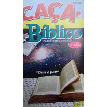 100 Caça Palavras Bíblico , Novos , Bíblicos , Gospel