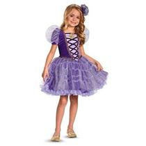 Disfraz Para Niña Disfrazar Enredados Rapunzel Tutu Prestig