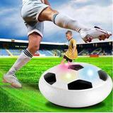 Balon De Aire Futbol Tipo Hockey Luces Colores Flotante