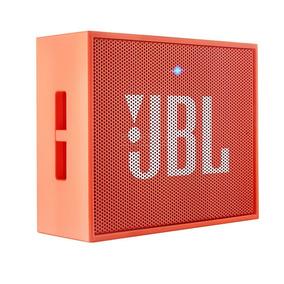 Jbl Go 3w Caixa De Som Speaker Bluetooth Original Laranja Nf