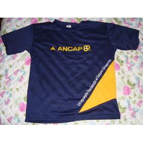 Camiseta 10k Ancap (80 Años) Talle M